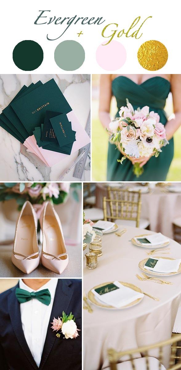 Evergreen_Gold_detail wedding