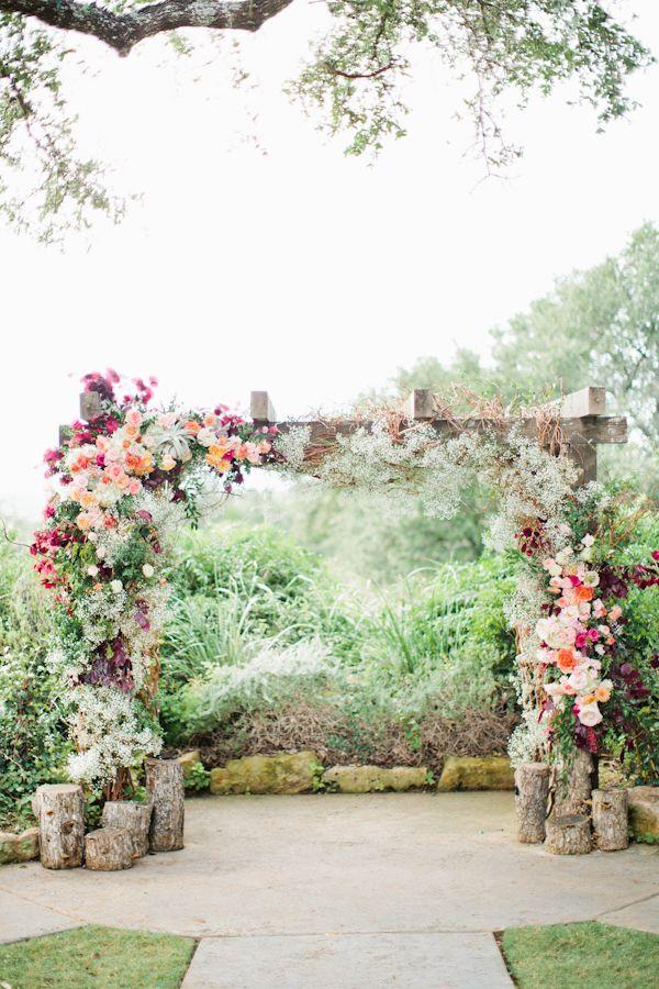 awesome wedding altars