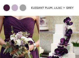 fall wedding color ideas