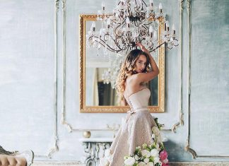 adorable wedding gowns