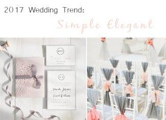 simple elegant wedding themes