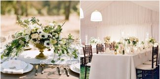 elegance rustic wedding theme