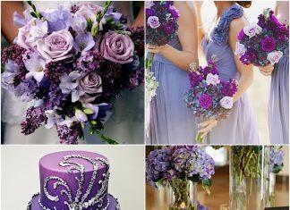 elegance purple-wedding-ideas