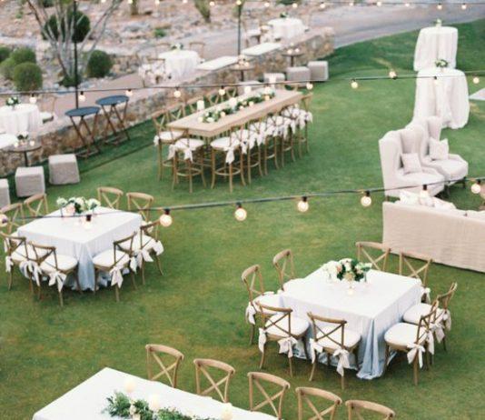 classic table wedding decoration ideas