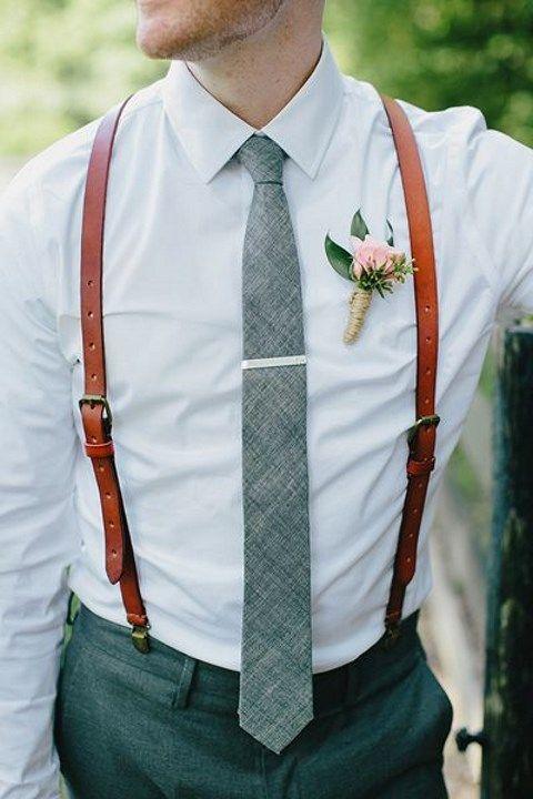 classic men wedding dress