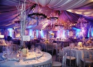 chic wedding decoration ideas