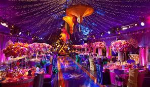 luxury purple wedding concept