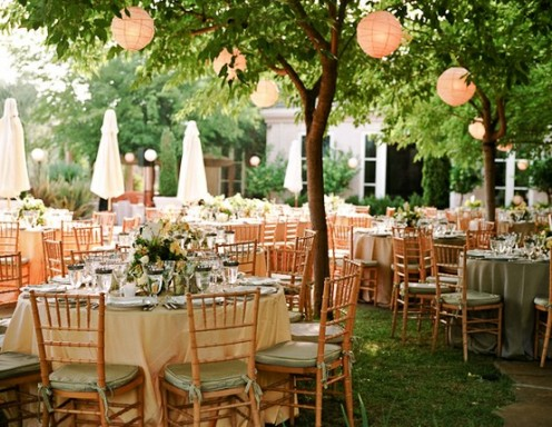 wedding outdoor concept design