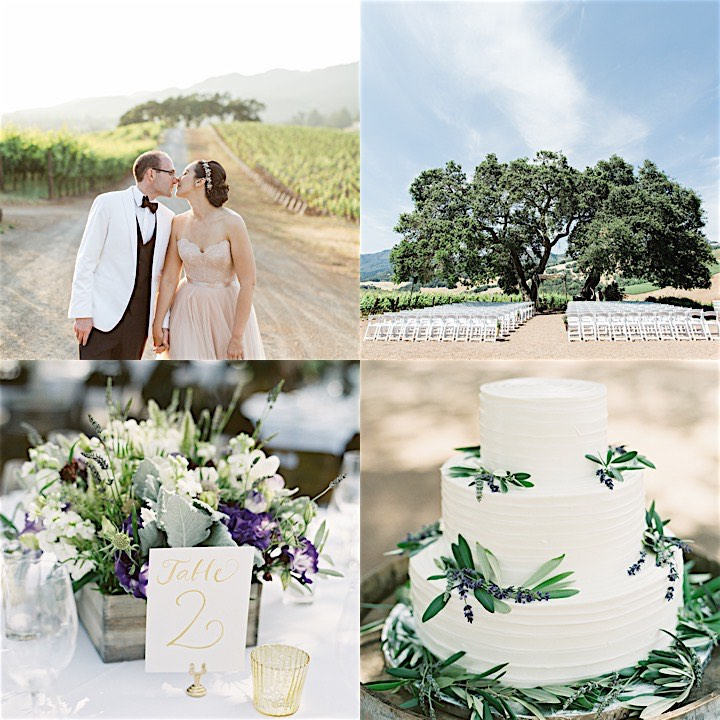 Church Wedding Decorations Ideas For Your Wedding In Italy: Romantic Wedding Decor Completed With An Elegant View
