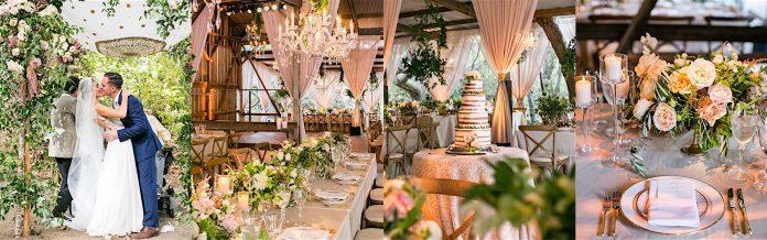 gorgeous wedding concept