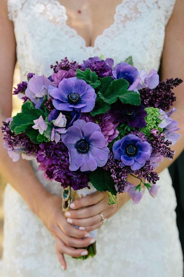 awesome purple wedding theme