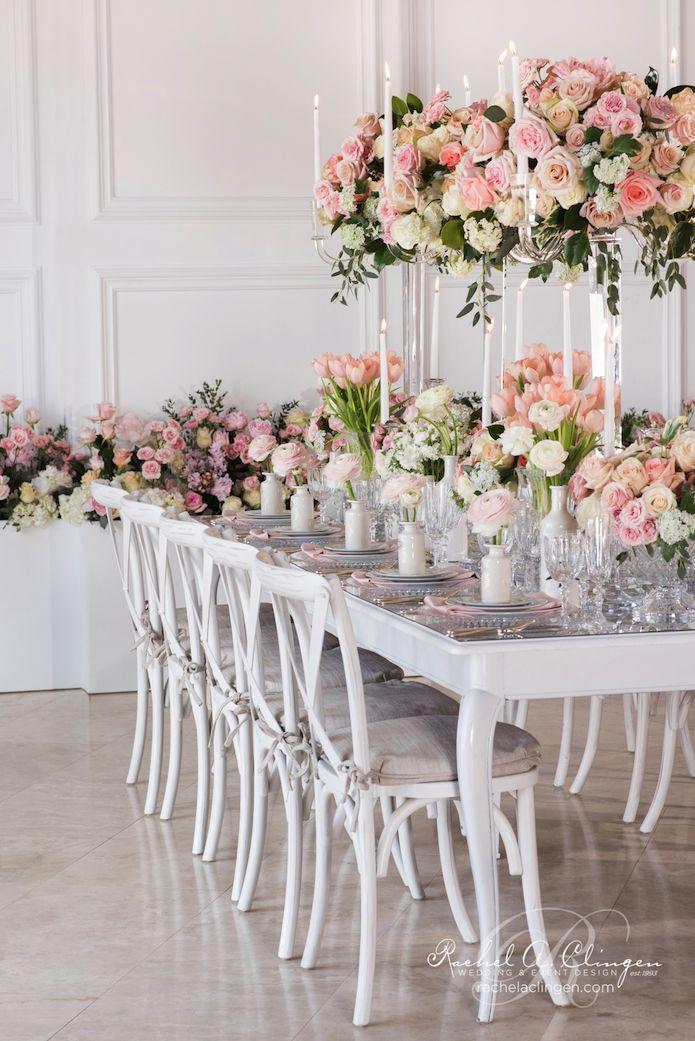 white falls wedding