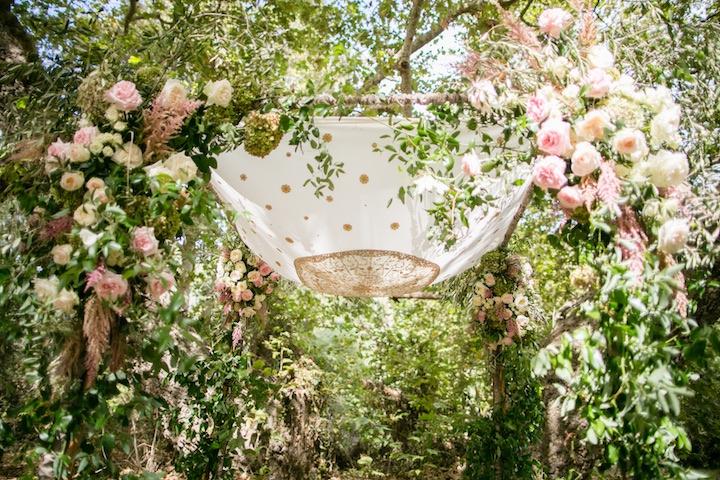 pink florist decoration ideas
