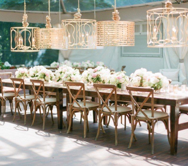trendy wedding concept