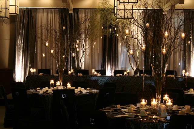 elegant wedding place