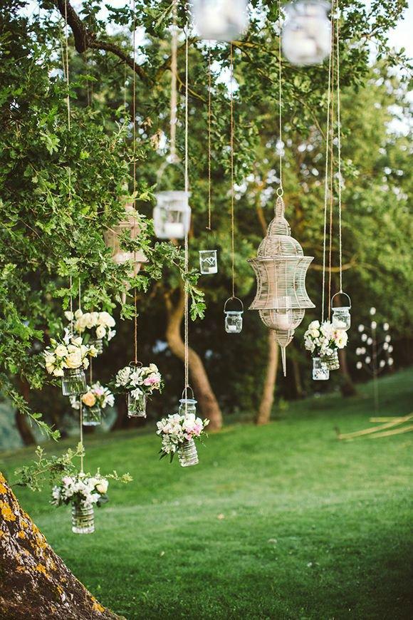 flower hanging decoration