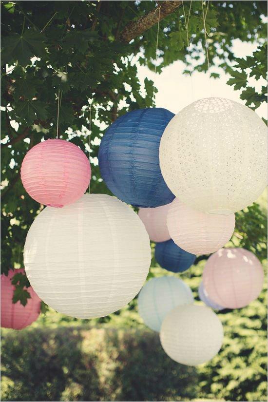 colorful lantern design