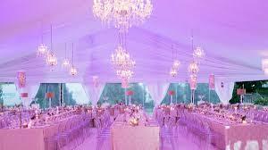 beautiful modern wedding decor