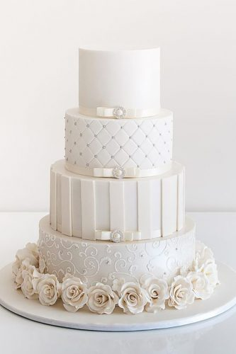 simple wedding cakes model