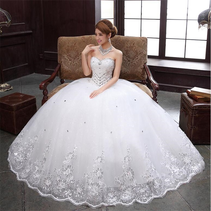 coyotemoon white glamor wedding gown