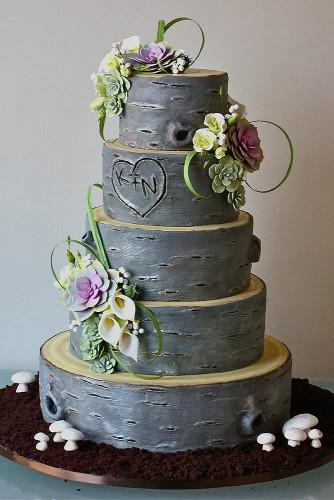 birch cakes