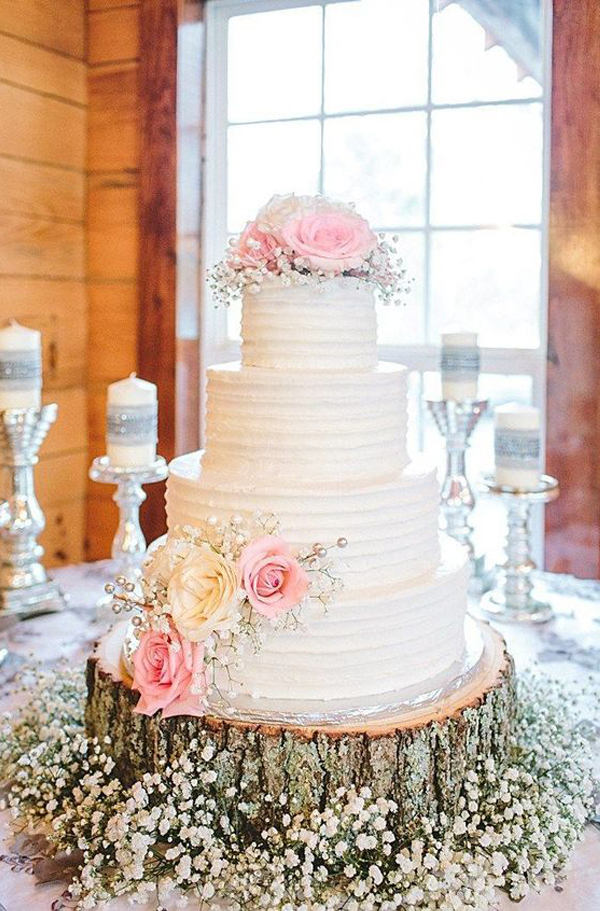 blush-country-wedding-cake-inspiration