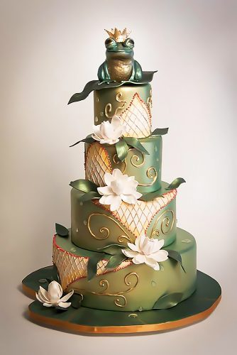 unique fairy tale cake