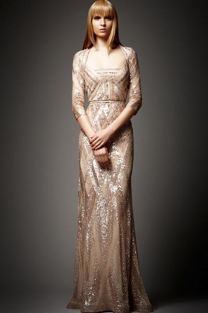 glamor wedding gown