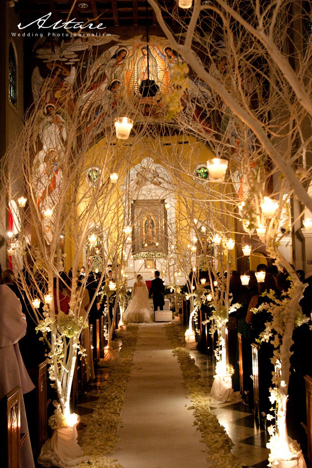 Awesome indoor wedding ceremony with vintage and beautiful gorgeous indoor wedding ceremony ideas with lanterns junglespirit Images