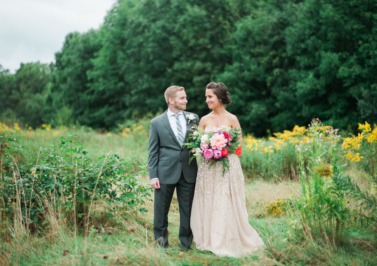 the best wedding dress and coat