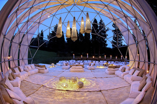 Extraordinary Wedding Tents Decor Ideas Which Bring Out ...