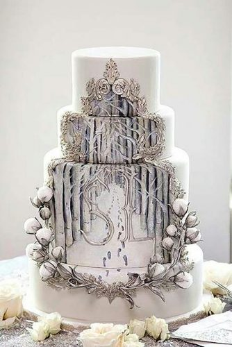 magical wedding cakes