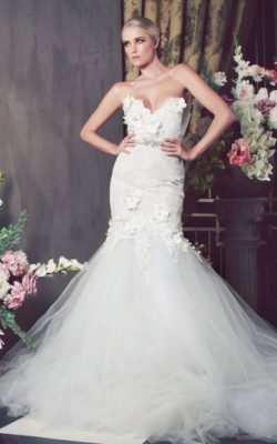 beautiful wedding laces dress