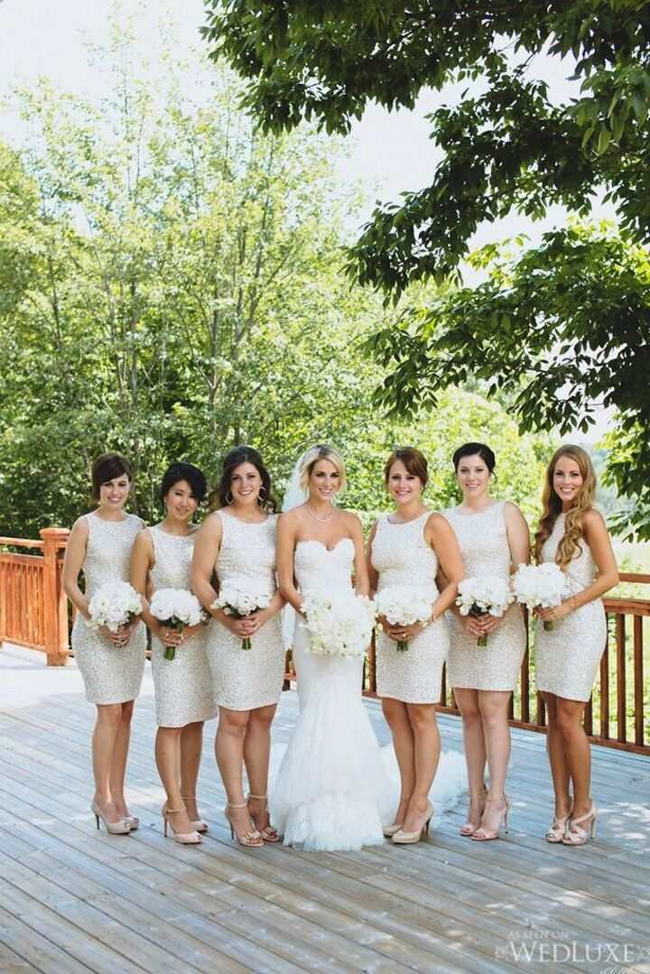 white gorgeous wedding dress