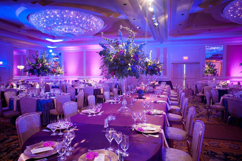 awesome modern wedding decor