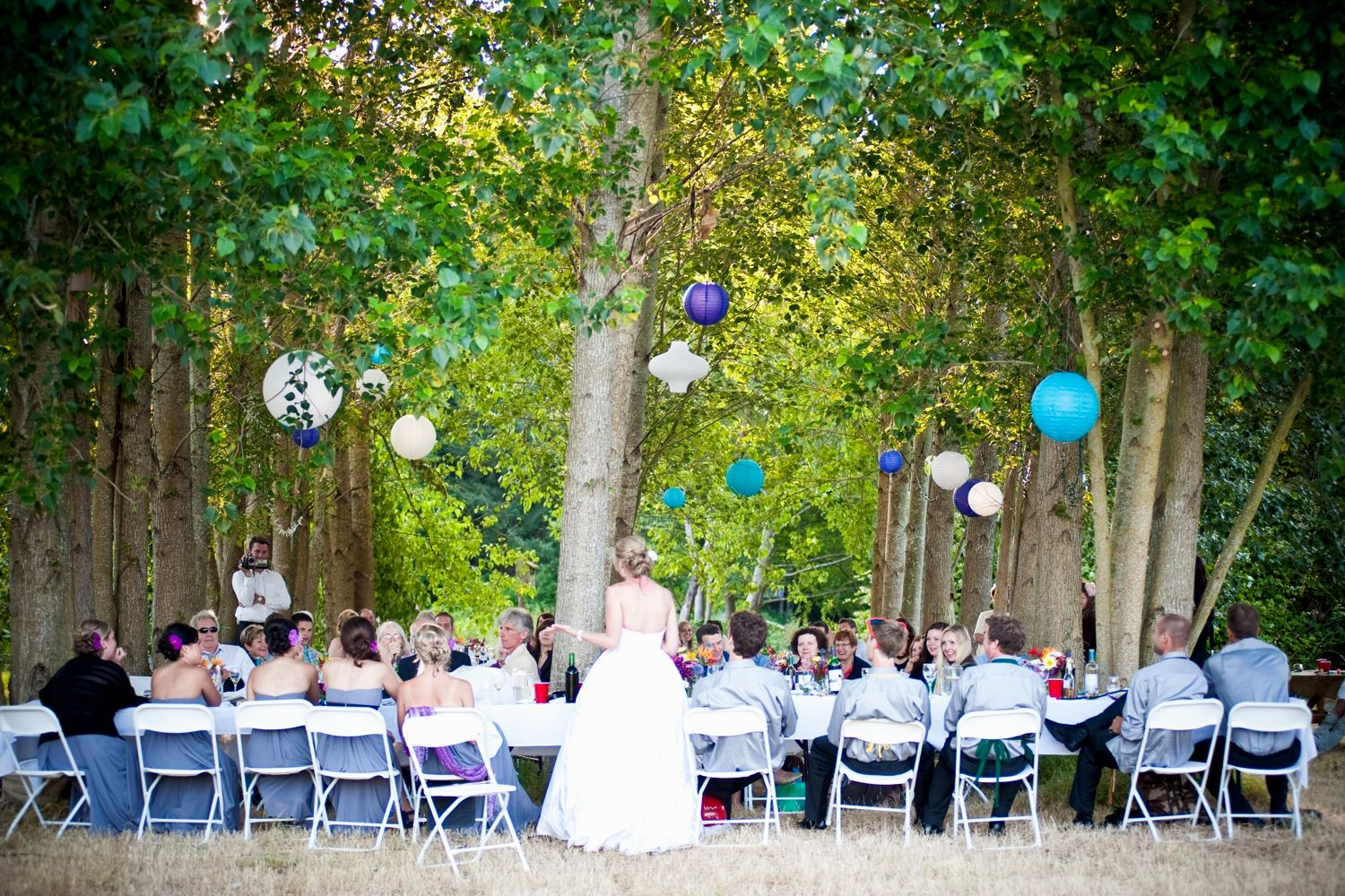 spring outdoor wedding decoration ideas