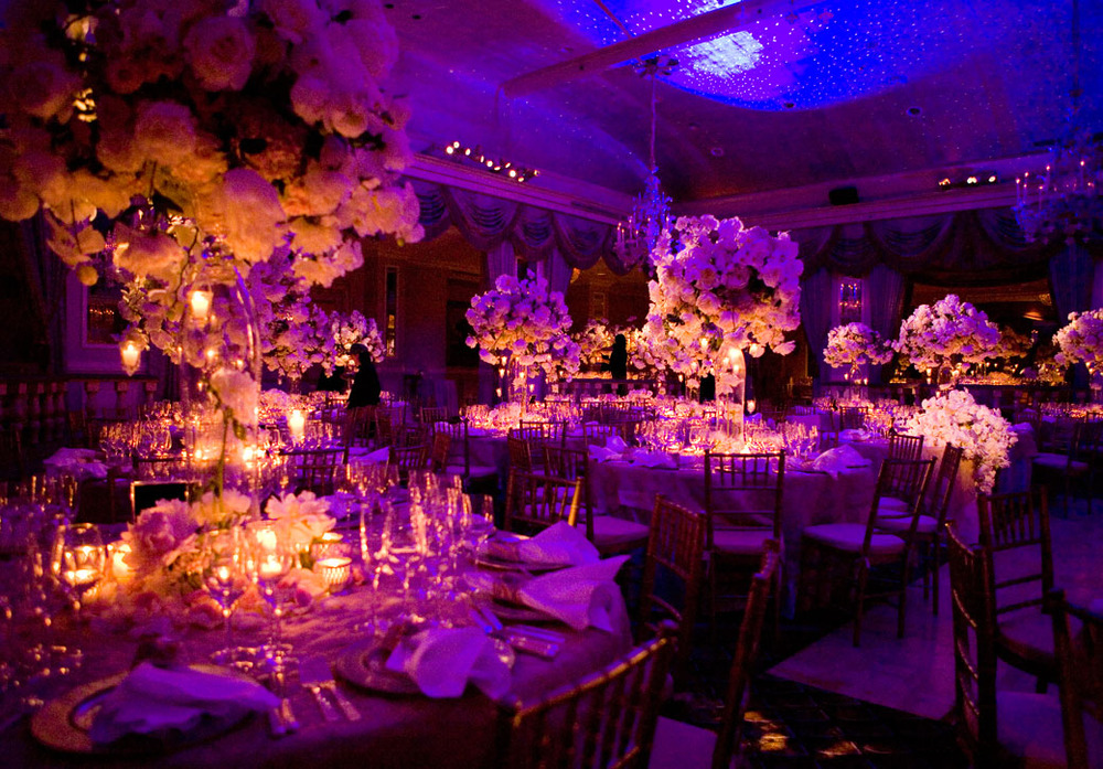 luxury wedding decoration ideas luxury wedding reception with a and awesome 5624