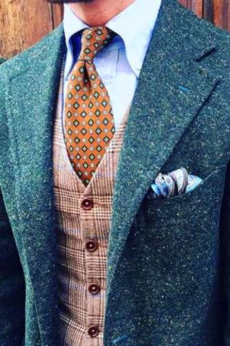 waistcoat wedding attire
