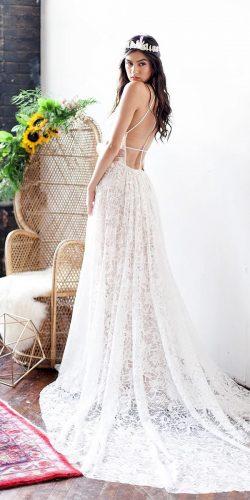 sexy wedding dress design