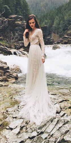 white luxury gown ideas