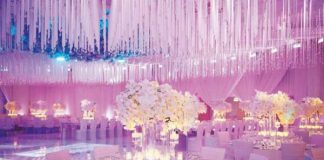 elegant wedding design