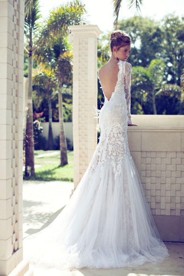 glamor open back shoulder dress
