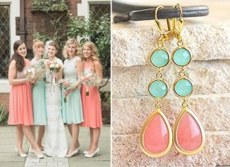 beautiful wedding color themes