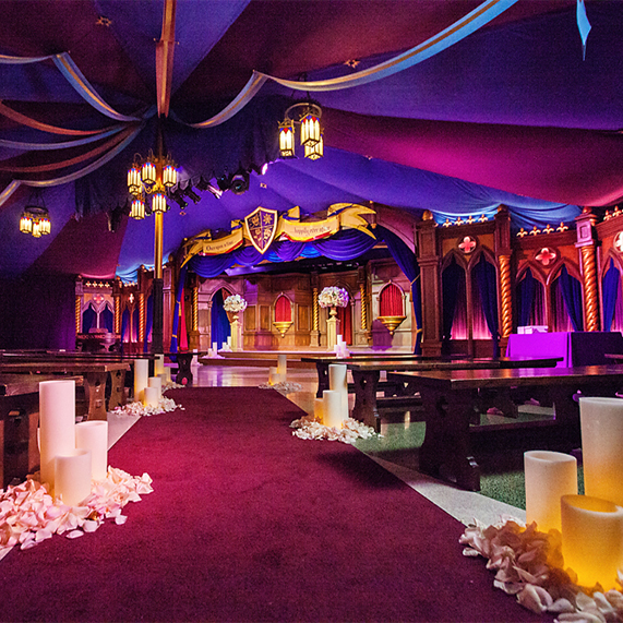 outstanding wedding design