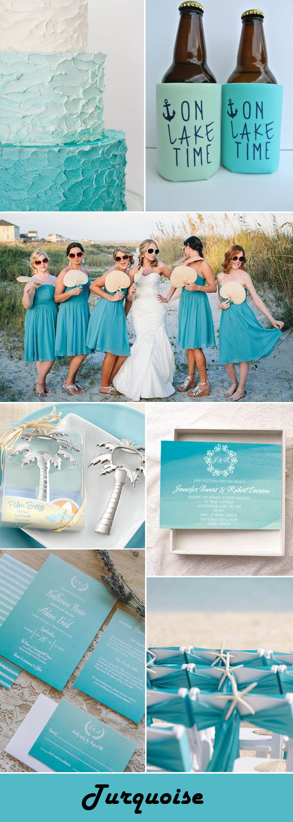 summer wedding color ideas