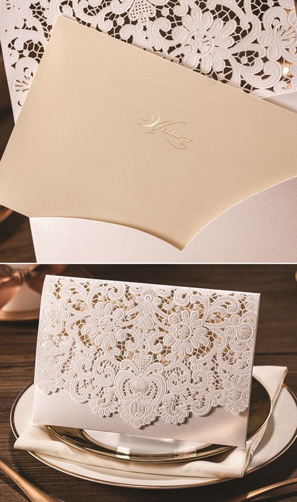graceful-pearl-white-laser-cut-pocket-envelope-wedding-invitation