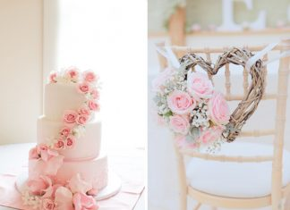 grey color wedding inspirations