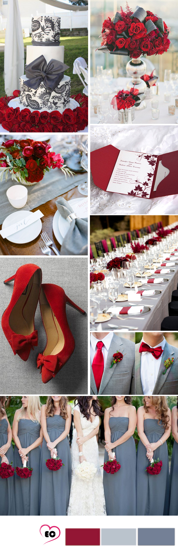 grey-and-red-wedding-idea