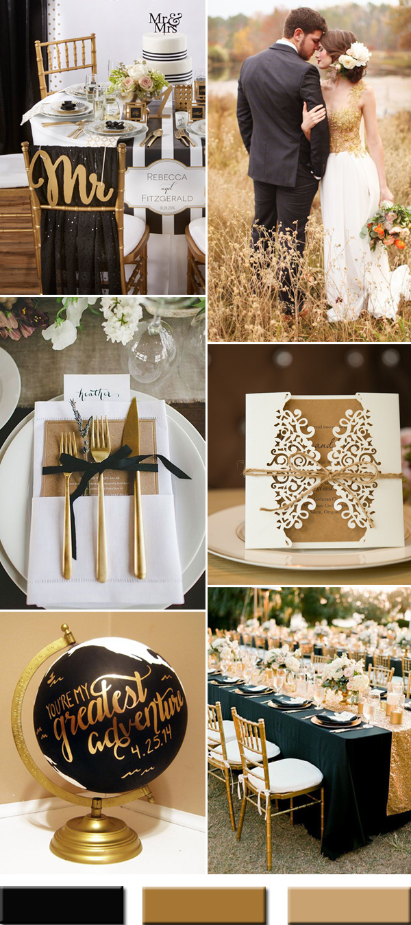 modern-black-and-gold-wedding-colors