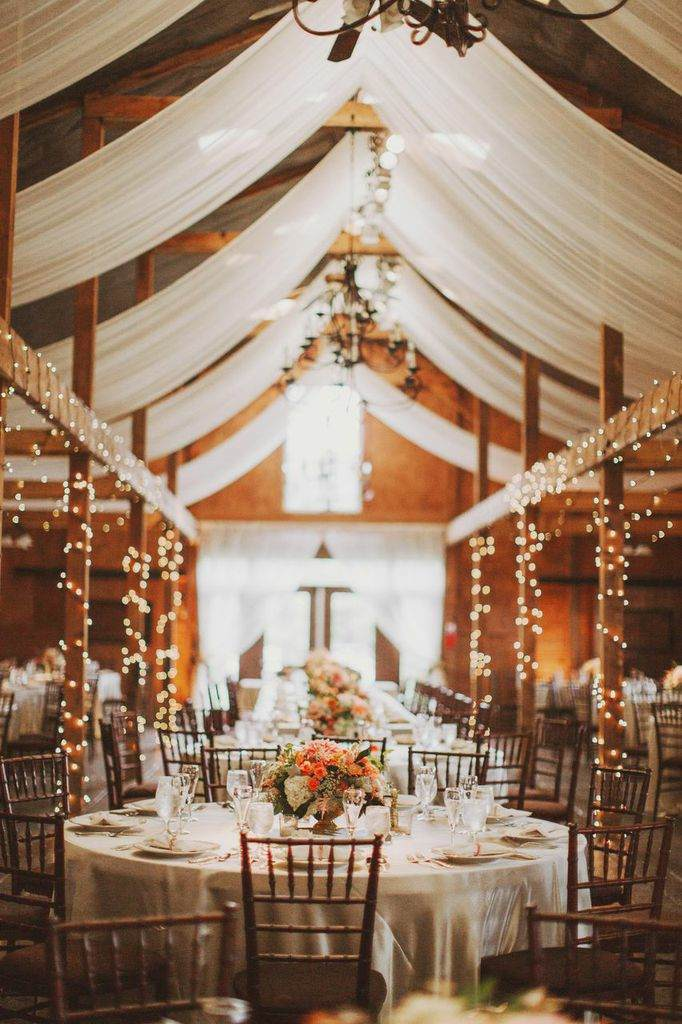 charming and vintage wedding place